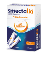 Smectalia 3 G Suspension Buvable En Sachet 12sach/10g à Paris