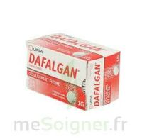 DAFALGAN 1000 mg Comprimés effervescents B/8 à Paris