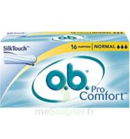 Ob Pro Comfort, Normal , Bt 16 à Paris