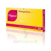 Oligosol Manganèse Solution buvable en ampoule 14Amp/2ml à Paris