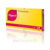 Oligosol Potassium Solution buvable en ampoule 14Amp/2ml à Paris