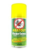 Abatout Fogger Laque anti-acariens de choc 210ml à Paris