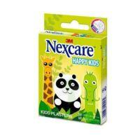 Nexcare Sensitive Soft Happy Kids Pansements microporeux Animaux 2 tailles B/20 à Paris
