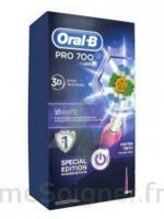 Oral B Professional Care 700 Brosse dents white and clean B/1 à Paris