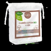 Gifrer Carré coton bio Sachet/150 à Paris