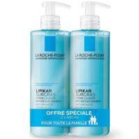 Lipikar Savon liquide surgras peau sèche et très sèche 2*400ml à Paris