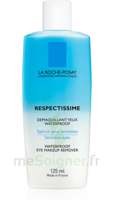 Respectissime Lotion waterproof démaquillant yeux 125ml à Paris