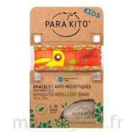 PARA'KITO KIDS Bracelet répulsif anti-moustique toucan à Paris