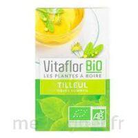 Vitaflor - Bio Tisane Tilleul 18 sachets