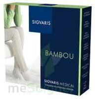 Sigvaris Bambou 2 Chaussette femme vert d'eau N small à Paris