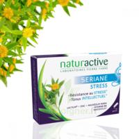 Naturactive Seriane Stress 30gélules à Paris