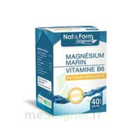 Nat&Form Expert Magnésium+Vitamine B6 Gélules B/40 à Paris