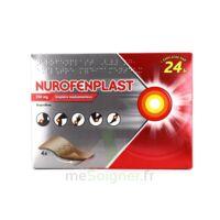 NUROFENPLAST 200 mg Emplâtre médic 4Sach à Paris