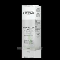 Liérac Cica-Filler MAT Gel crème anti-rides réparatrice T/40ml à Paris