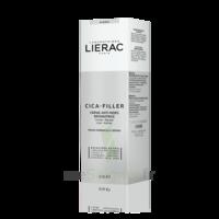 Liérac Cica-Filler Crème anti-rides réparatrice T/40ml à Paris