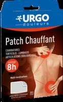 Patch Chauffant Decontractant Urgo X 2 à Paris