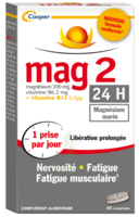 Mag 2 24h Comprimes B/45