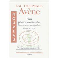 Avène Eau Thermale Peaux Intolérantes Pain 100gr à Paris