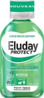 Pierre Fabre Oral Care Eluday Protect Bain De Bouche 500ml à Paris