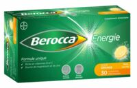 BEROCCA ENERGIE Comprimés effervescents orange B/30 à Paris
